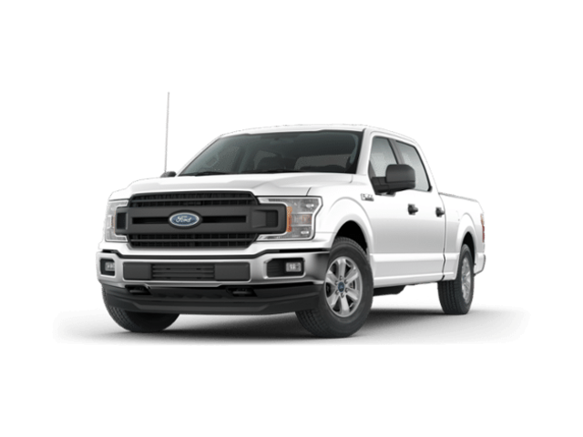 2018 Ford F-150 XL XL 4WD SuperCrew 6.5 Box